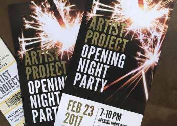 ARTIST PROJECT 2017 – contemporary art fair – BOOTH 817